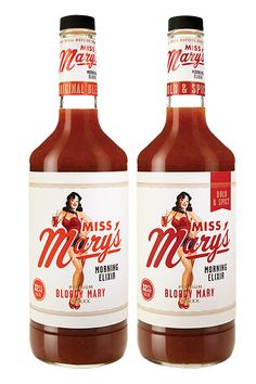 Miss Mary's Morning Elixir Premium Bloody Mary Mix Non-Alcoholic Beverage from United States seeking for distributors - Beverage Trade Netwo...