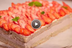 Aardbeien misérable - Recept | 24Kitchen