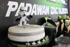 Star Wars Birthday Party Ideas   Photo 9 of 11   Catch My Party