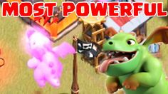 BABY DRAGON MOST POWERFUL NEW TROOP? | Clash of Clans