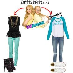Liv rooney outfit