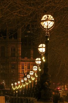 London Embankment. Such a romantic place to walk.