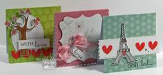 Cute note cards (3x3)