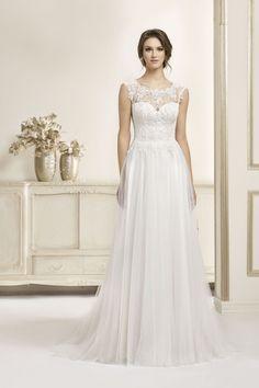 17007T - Agnes Bridal Dream 2018 - Wedding dresses - Agnes - lace wedding dresses, Plus Size Bridal Gowns Lace Wedding, Our Wedding, Most Beautiful Wedding Dresses, Bridal Salon, Wedding Accessories, Bridal Gowns, Plus Size, Model, Collection