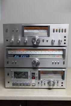 SONY TA515, ST515, TC-U5