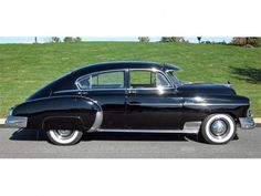 1950 Chevrolet Fleetline - The first car I remember my paternal grandparents driving.