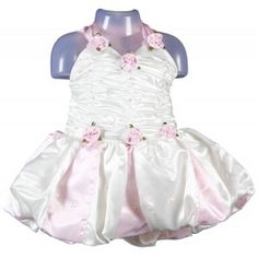 Veetex Baby Frock is perfect for party wear it is very attractive in look and also very comfortable to wear, it has small flowers on the frock which will give more great to the frock, it has nice frill at the bottom of the frock.