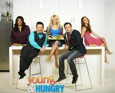 young and hungry | Young and Hungry - Episode 1.03 - Young & Lesbian - Promotional Photos