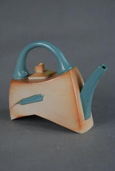 Unusual as teapots go but I like it!