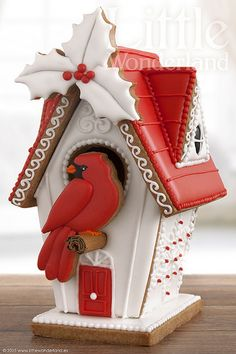 10 Festive Christmas Decorations Sure to Impress - Life Is Fun Silo Christmas Gingerbread House, Christmas Sweets, Noel Christmas, Christmas Goodies, Christmas Baking, Winter Christmas, Gingerbread Cookies, Christmas Crafts, Christmas Decorations