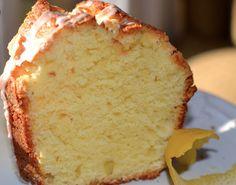 Cooking Pinterest: Lemon Pound Cake Recipe