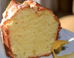 Cooking Pinterest: Lemon Pound Cake Recipe