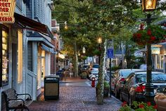 Edgartown Massachusetts. This quaint Martha's Vineyard town, which used to be a whaling port, boasts countless historic houses that have been restored by the community. Book a historic property tour, hosted by the Martha's Vineyard Preservation Trust, to visit landmarks like the Old Whaling Church and the Dr. Daniel Fisher House.