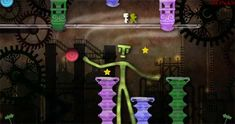 Leedmees Kinect by Konami looks like a Lemmings game! Neon Signs, Games, Gaming, Plays, Game, Toys