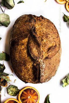 Pan de naranja y alcaravea - Bake-Street.com