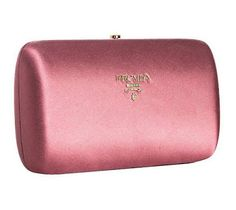 Kate Middleton Prada satin logo box