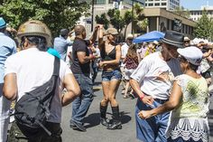 Salsa Dancers, San Jose Jazz Summerfest