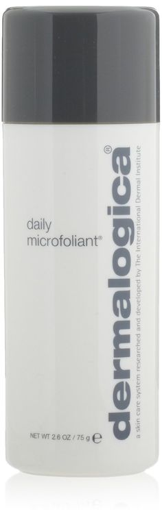 Amazon.com : Dermalogica Daily Microfoliant, 2.6-Ounce : Facial Scrubs : Beauty