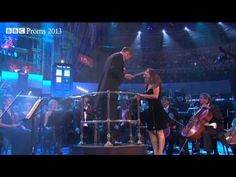 The Doctor appears at the conductor's podium - Doctor Who Prom - BBC Proms 2013 - Radio 3 - YouTube