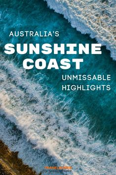 The ultimate Australia travel guide to the Sunshine Coast including top sights and destinations. Interesting places to visit from Brisbane to Queensland including a hike in the Glass House Mountains, glimpses of whales and dolphins at Noosa National Park, and rare animals at the Australia Zoo. Plan a family-friendly vacation, romantic honeymoon, or adrenaline-fueled adventure with this guide. | Travel Dudes Travel Community #Travel #TravelTips #TravelGuide #Wanderlust #BucketList #Australia