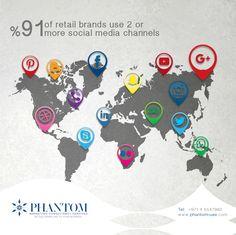 Marketing Agency in Dubai - Phantom Marketing & Consultancy Services