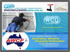 At Window Cleaning Online we believe in providing high level of quality and best in the class window cleaning products. That is why we are considered as one of topmost window cleaning supplies and window cleaning equipment retailers in Australia.