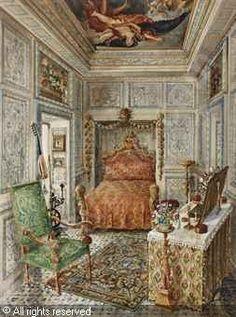 Alexandre Borisovich Serebriakoff - Chambre d' Hôtel Rodocanachi
