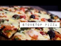 Stove Top Pizza | Delightfully impressed! I recommend cookin it a little lower for a lil longer. Next time I'll put it on 3 or 4 and check it after 15 minutes. Will definitely try it again