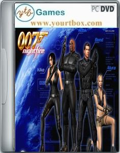 James Bond 007 Nightfire Game - FREE DOWNLOAD - Free Full Version PC Games and Softwares