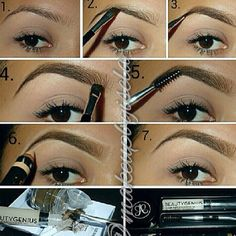 Anastasia Brow Genius Kit works wonders, I bought it and it's so easy to use!