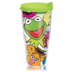 Disney Muppets Tumbler with Lid
