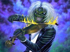 Eddie From Iron Maiden