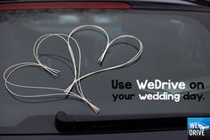 Wedding bells ringing for you or someone you know in Melbourne? WeDrive could be the perfect transport solution... for the bride and groom... or just the guests.