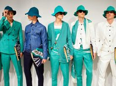 Is fashion feminizing men? An article about menswear.