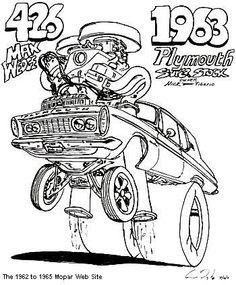 65 best mopar art images mopar autos cars toons 1970 Car Colors car drawings cartoon drawings rat fink cartoon pics mopar lamb hini drawings of cars