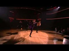 I *love* DWTS.  I *love!* the Argentine Tango.  I *LOVE!* Derek Hough's - uhm - choreography!