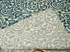 No Sew Family Room Curtain Panels 3 - artsychicksrule.com #nosew