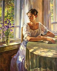 Sem título - Marina V. Chulovich (Rússia, 1956)