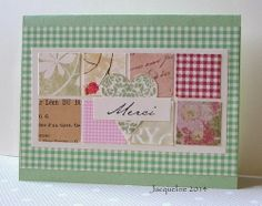 My grid and inchie projects: A different design with inchies