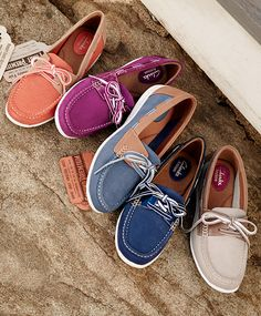 Clarks Spring 2014 Collection | womens boat shoes | spring style http://weardownjacket.blogspot.com/  how pretty with this fashion CAOT! 2014 CANADA GOOSE JACKET discount for you! $169.99