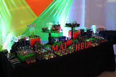 Festas teen com diferentes temáticas de acordo com a necessidade do cliente e em alto nível de qualidade.