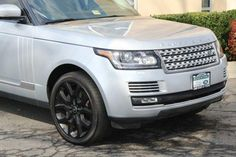 2014 Land Rover Range Rover 5.0L Supercharged For Sale In Vienna | Cars.com
