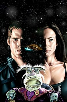 #battlestar #galactica Billionaire co-founder of MomCorp http://www.ryanmercer.com