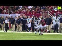 Seattle Seahawks - 2012 Highlights (the first 50 seconds is a little hard to watch)