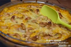 Chicken gratin with mango chutney - - Recipes, inspi .-Kycklinggratäng med mangochutney – – Recept, inspiration och livets goda This is a classic that I am sure many of you know, it is available in slightly different variants for it… - Food In French, Swedish Recipes, Recipe For Mom, Chutney, Food For Thought, Food Inspiration, Betta, Macaroni And Cheese, Meal Prep