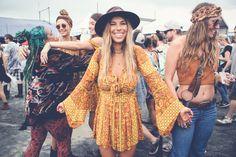 Bluesfest 2016 Festival Style   Spell & The Gypsy Collective   #gypsy #boho…