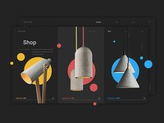 Design Products Shop Page designed by Marvin Schwaibold. Connect with them on Dribbble; the global community for designers and creative professionals. Industrial Design Portfolio, Portfolio Design, Portfolio Book, Portfolio Layout, Ad Design, Layout Design, Logo Design, Web Banner Design, Web Banners