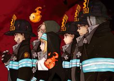 Fire Brigade of Flames 00 by Ulquiorra90