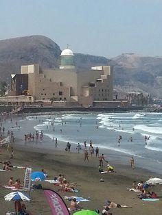 Auditorio Alfredo Kraus Las Palmas de Gran Canaria (España)  Me encanta esta foto¡¡ mi isla¡¡ mi tierra¡¡ mis raices¡¡ la amo¡¡