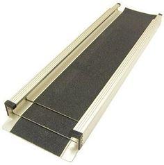 2 foot single fold literamp portable wheelchair ramp read more at pinterest